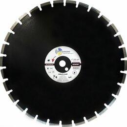 Диски отрезные - Алмазный отрезной диск Трио Диамант 500*10*25.4/12 Grand Asphalt GA776, 0