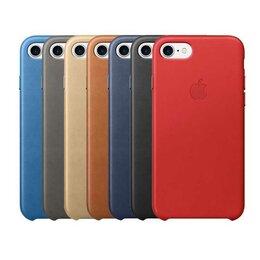 Чехлы - Leather  case (кожаные) чехлы  для iphone 8/7/6s/6 , 0