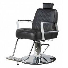 Мебель для учреждений - Мужское парикмахерское кресло A61 Robin, 0