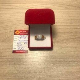 Кольца и перстни - Кольцо с камнями , золото (Т-8258)  , 0