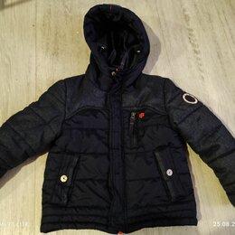 Куртки и пуховики - Куртка для мальчика 104, 0
