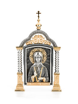 Иконы - Парадная икона «Матрона», 0