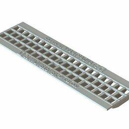 Решетки - Standartpark Решетка Basic РВ-10.14.50 ячеистая чугунная оцинкованная 204036, 0