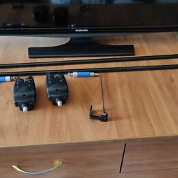 Аксессуары и комплектующие - электронный сигнализатор поглевки рыбы, 0