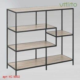 Стеллажи и этажерки - Стеллаж VITLITO UTYER 130*120*45 , 0