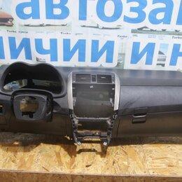 Интерьер  - Торпедо Тойота Королла E150, 0