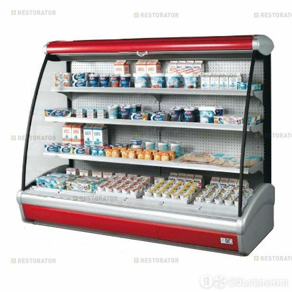 ISA Горка холодильная ISA Mask 250 RV TN EXC по цене 742640₽ - Холодильные шкафы, фото 0