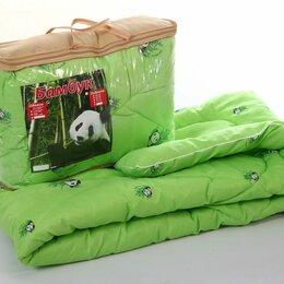 Одеяла - Одеяло 2-х сп. Размер:172х205, наполнитель - Бамбуковое волокно 200гр.-300 гр, 0