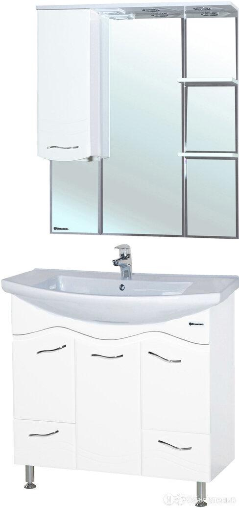 Мебель для ванной Bellezza Мари 85 белая по цене 30136₽ - Кровати, фото 0