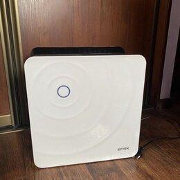 Очистители и увлажнители воздуха - Мойка воздуха увлажнитель bork q700, 0