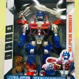 """Роботы и трансформеры - Робот """"Super Robot Tower Thunder"""", 0"""