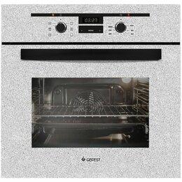 Духовые шкафы - Электрическая духовка Gefest ЭДВ ДА 622-02 К46 серый, 0