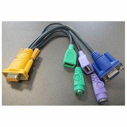 Компьютерные кабели, разъемы, переходники - Кабель ATEN LIN527X6-U21G, 0