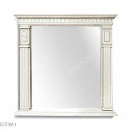 "Кровати - Зеркало ""Clarence"" 90; белый дуб, 0"