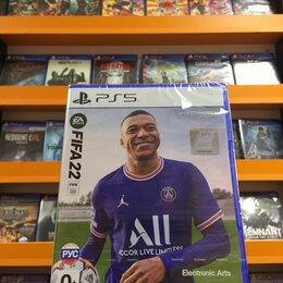 Игры для приставок и ПК - Fifa 22 PS5, 0