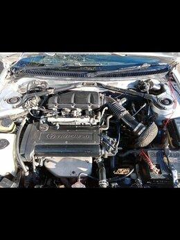 Двигатель и топливная система  - Двигатель 4A GE BLACK TOP , 0