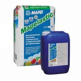 Изоляционные материалы -  Mapei Гидроизоляция MAPELASTIC-32 Mapelastic (комлект) 32 кг Двухкомпонентны..., 0