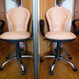 Компьютерные кресла - Кресло офисное новый велюр Africa 17 персик № 2, 0
