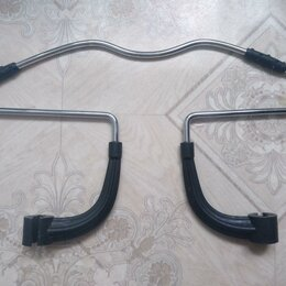 Вешалки-плечики - Вешалка автомобильная металлическая AVS универсальная., 0