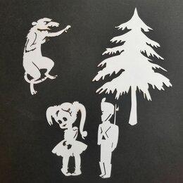 Обучающие материалы и авторские методики - Щелкунчик теневой театр теней новогодние сказки для детей и малышей, 0