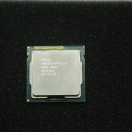 Процессоры (CPU) - Процессор Intel® Core i3-3210 LGA 1155 3.20 GHz, 0