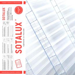 Поликарбонат - Поликарбонат сотовый Sotalux (4 мм, 6 кг) , 0