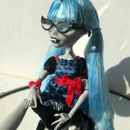 Куклы и пупсы - Гулия йелпс монстер хай кукла moster high, 0