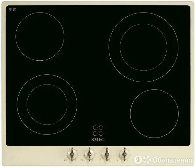 Электрическая варочная панель SMEG P 864 PO по цене 66990₽ - Плиты и варочные панели, фото 0