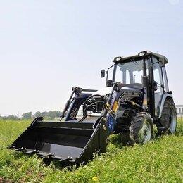 Мини-тракторы - Трактор СКАУТ т-504 с, 0