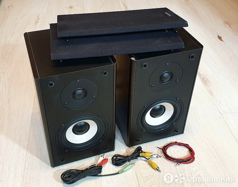 Колонки Microlab Solo 1 MK3 по цене 3100₽ - Компьютерная акустика, фото 0