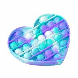 Игрушки-антистресс - Сенсорная игрушка антистресс pop it fidget с пузырьками, 0