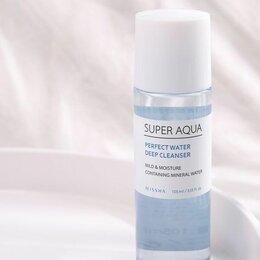 Очищение и снятие макияжа - MISSHA SUPER AQUA DEEP CLEANSING WATER, 0