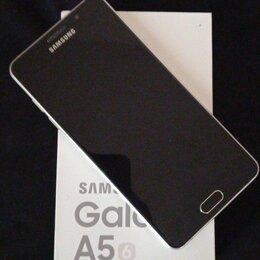 Мобильные телефоны - Samsung Galaxy A5 SM-A510FZ, 0