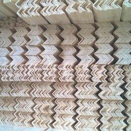 Отделочный профиль, уголки - Уголок деревянный , 0