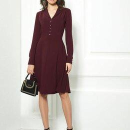 Платья - Платье 1856 AYZE марсала Модель: 1856, 0