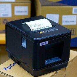 Принтеры чеков, этикеток, штрих-кодов - Чековый принтер USB новый для кухни, 0