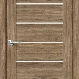 Входные двери - Межкомнатная дверь с экошпоном Браво-22 Original Oak   Magic Fog, 0