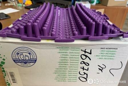 Массажный модуль ОРТО Волна Фиолетовый по цене 189₽ - Устройства, приборы и аксессуары для здоровья, фото 0