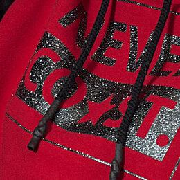 Толстовки - Толстовка спортивная женская. Цвет красный. Stillini™, 0