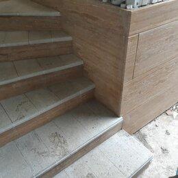 Готовые строения - Отделка ступеней бетонной лестницы уголок, 0
