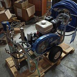 Малярные установки и аксессуары - Окрасочная установка безвоздушного распыления GRACO GH300 бензин, 0