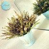 Композиция из сухоцветов и искусственных цветов по цене 990₽ - Искусственные растения, фото 2