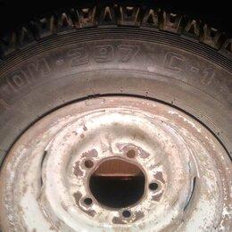 """Шины, диски и комплектующие - Колеса """"ОИ-297 С-1"""" (две штуки-снежинка) на штамповке, бескамерка, R-14, зима, 0"""