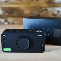 Оборудование для звукозаписывающих студий - Audient EVO 4 аудиоинтерфейс, 0