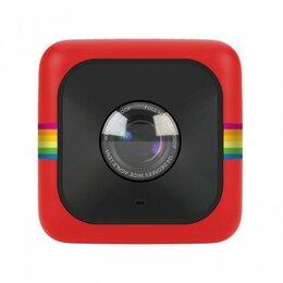 Экшн-камеры - Экшн-камера POLAROID Cube 1xCMOS красный, 0
