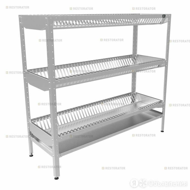 Кобор Стеллаж кухонный Кобор СДП-150/53/430 по цене 29180₽ - Стеллажи и этажерки, фото 0