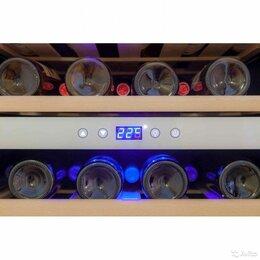 Винные шкафы - Винный шкаф Cold Vine C66-KSF2 (Компрессорный), 0