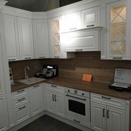 Мебель для кухни - Кухонный гарнитур, белый, готовый, 0