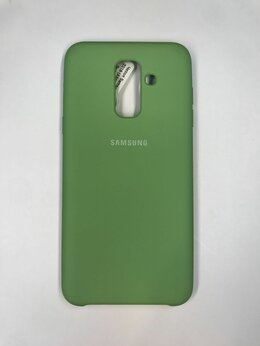 Чехлы - Чехол Samsung Galaxy A6+ 2018 Soft Touch , 0