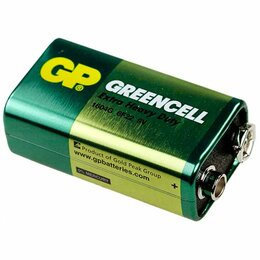 Батарейки - Батарейки GP 1604G 6F22, 0